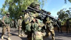 Troops Overrun B/haram Terrorists With Indigenous Mrap, Free More Captives In N/e