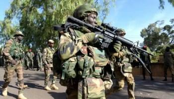 Security, army, boko haram