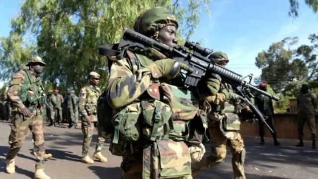 Security, army, boko haram, commander