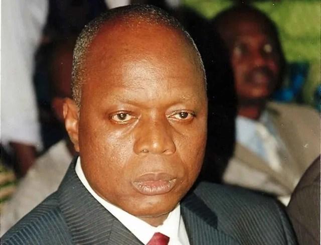 Image result for Senate confirms Pius Odubu as NDDC chairman