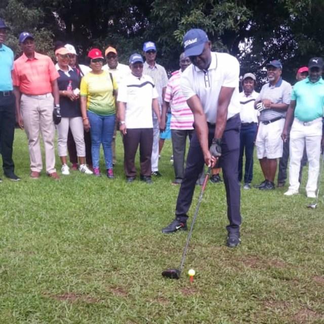Edo golf