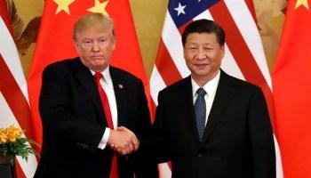 Trump China