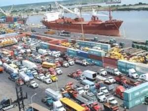 Nigerian ports