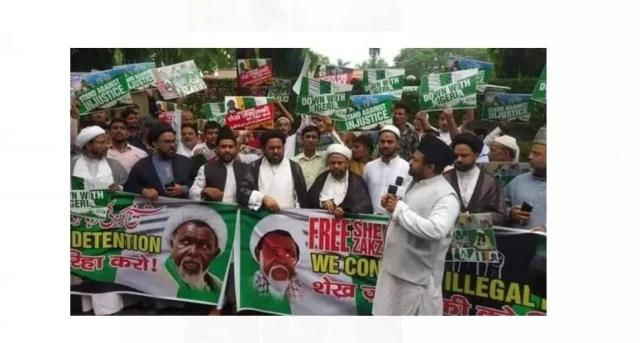 Indians, El-Zakzaky, El-Zakzaky's freedom, Nigerian Embassy, Breaking