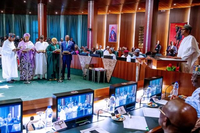 APC, Ministers