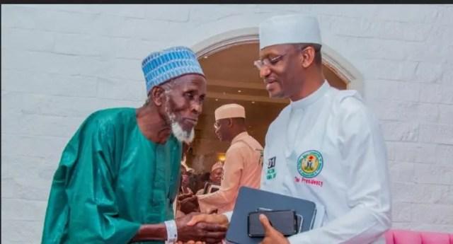 imam, NAHCON, Hajj, Air Force personnel, Bashir Umar, Imam Abubakar Abdullahi