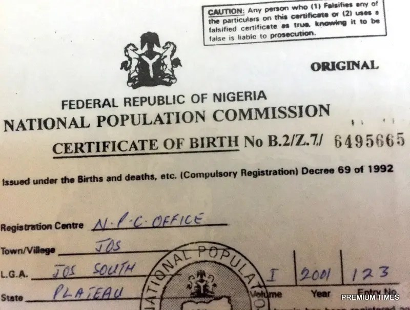 What every parent must know about birth registration - Vanguard