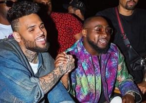 Chris Brown, Davido