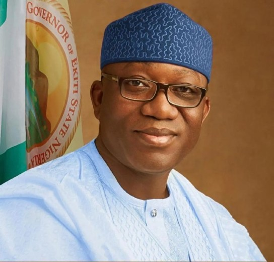 Fayemi urges communities to safeguard infrastructure in their domains