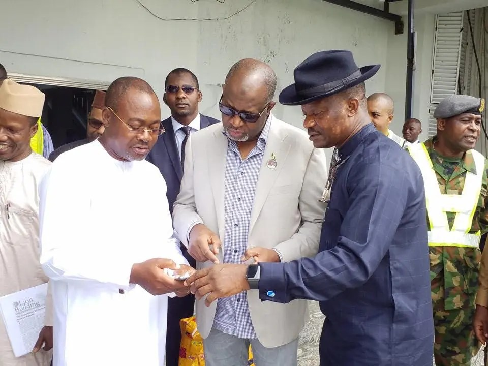 Asaba Airport: FG commends Delta State Govt - Vanguard