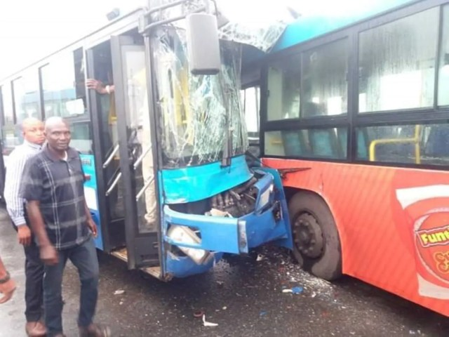 Image result for No Life Lost In Lagos BRT Incident- Primero