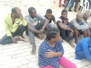 Bandits, kidnappers