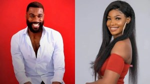 Housemates Mike Edwards, Tacha Akide, Cindy Okafor, Elozonam Ogbolu and Ike Oyeama are up for possible eviction.