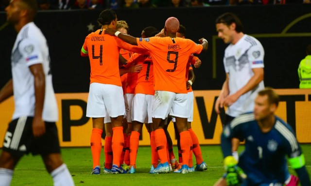 Euro 2020 qualifying results – collated