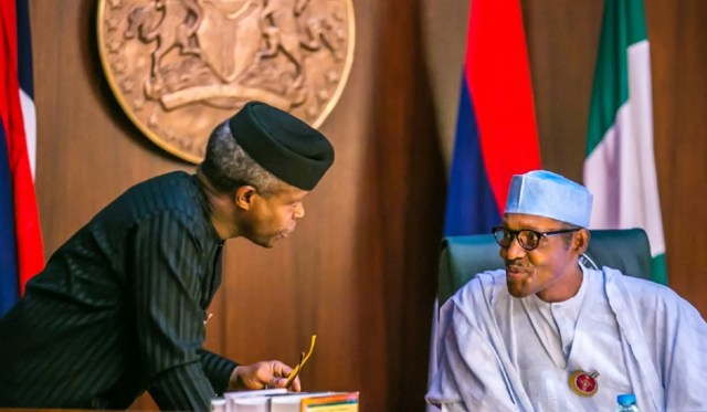 Buhari, Osinbajo relationship cannot be cracked — Supporters