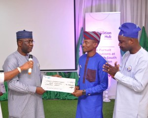 Six startups get N5m grant to expand their businesses in Edo