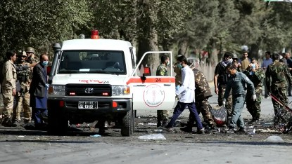 Taliban suicide attacks kill at least 48 before Afghan elections