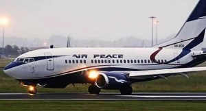 Anambra Assembly wants FG to make Air Peace National Carrier