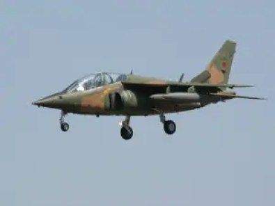 Insecurity: Air Force seeks world's assistance