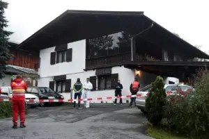Five murdered in Austrian ski town Police
