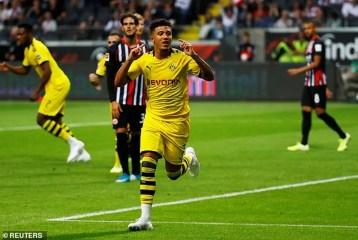 Jadon Sancho would struggle to get into Bayern Munich ?Franck Ribery