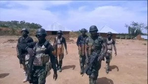 NAF commences training of new batch of special forces