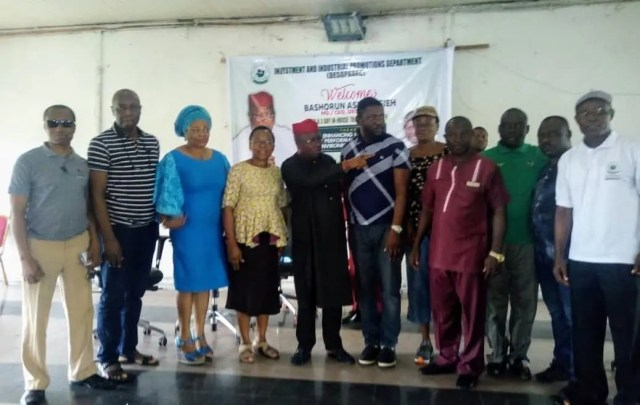 We must have a paradigm shift from the old DESOPADEC —  Askia