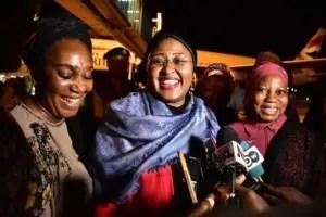 Aisha Buhari, Nigeria, Fatima