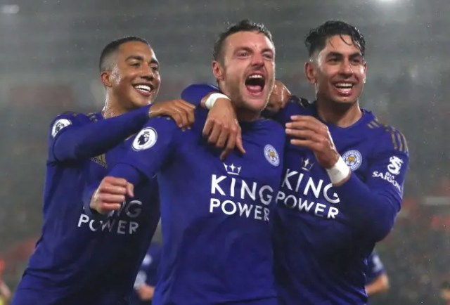 Premier League: Cloud nine for Leicester City, as they wreck Southampton 9-0