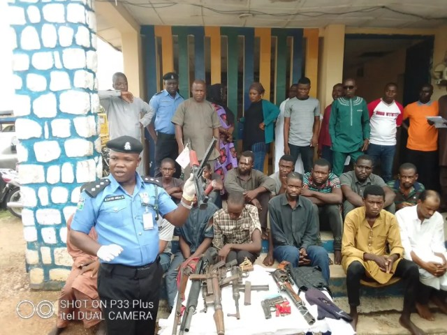 Man kidnaps own sister, demands N10M from father