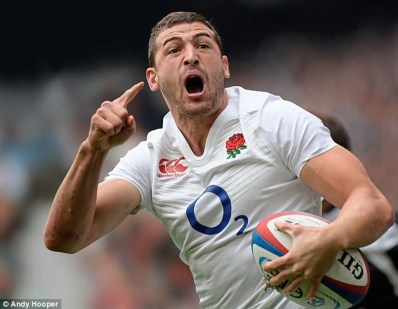 May strikes twice as dominant England whip Wallabies 40-16
