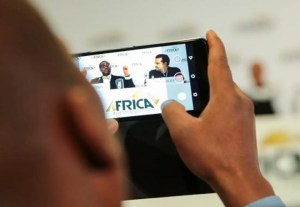 Made in Africa smartphone plant opens in South Africa