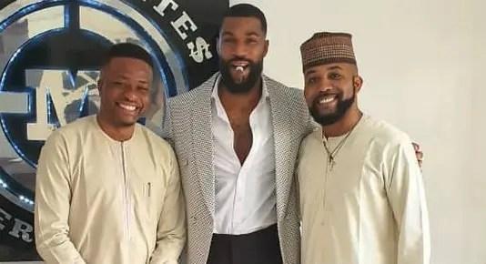 Big Brother Naija's Mike joins Banky W's EME