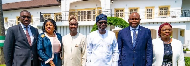 Sanwo-Olu, Igbo markets team up to improve infrastructure