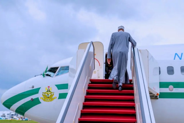 Crocodile tears of critics on Buhari's foreign trips won't stop him ― Presidency