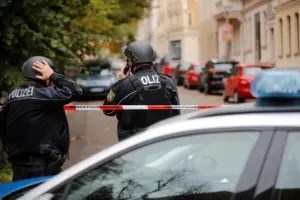 Accused Germany Synagogue shooter admits crime