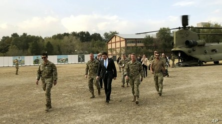 U.S. quietly reduced troop force by 2000 in Afghanistan