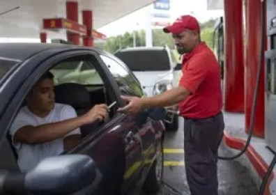 Trade By Barter: Venezuela motorists paying for gas with cigarettes, bag of rice