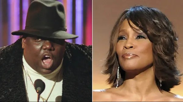 Whitney Houston, Notorious B.I.G get nomination for Rock and Roll Hall of Fame