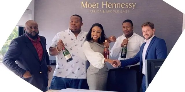 BBNaija: Mercy bags endorsement deal with MoetChandon