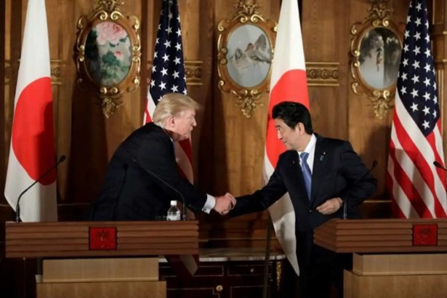 'Not the whole enchilada': USA  inks limited trade deal with Japan