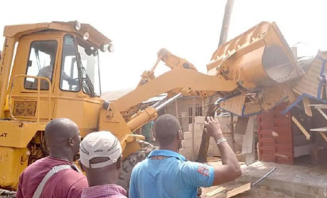 Delta to demolish shanties, illegal structures in Asaba, other urban centres