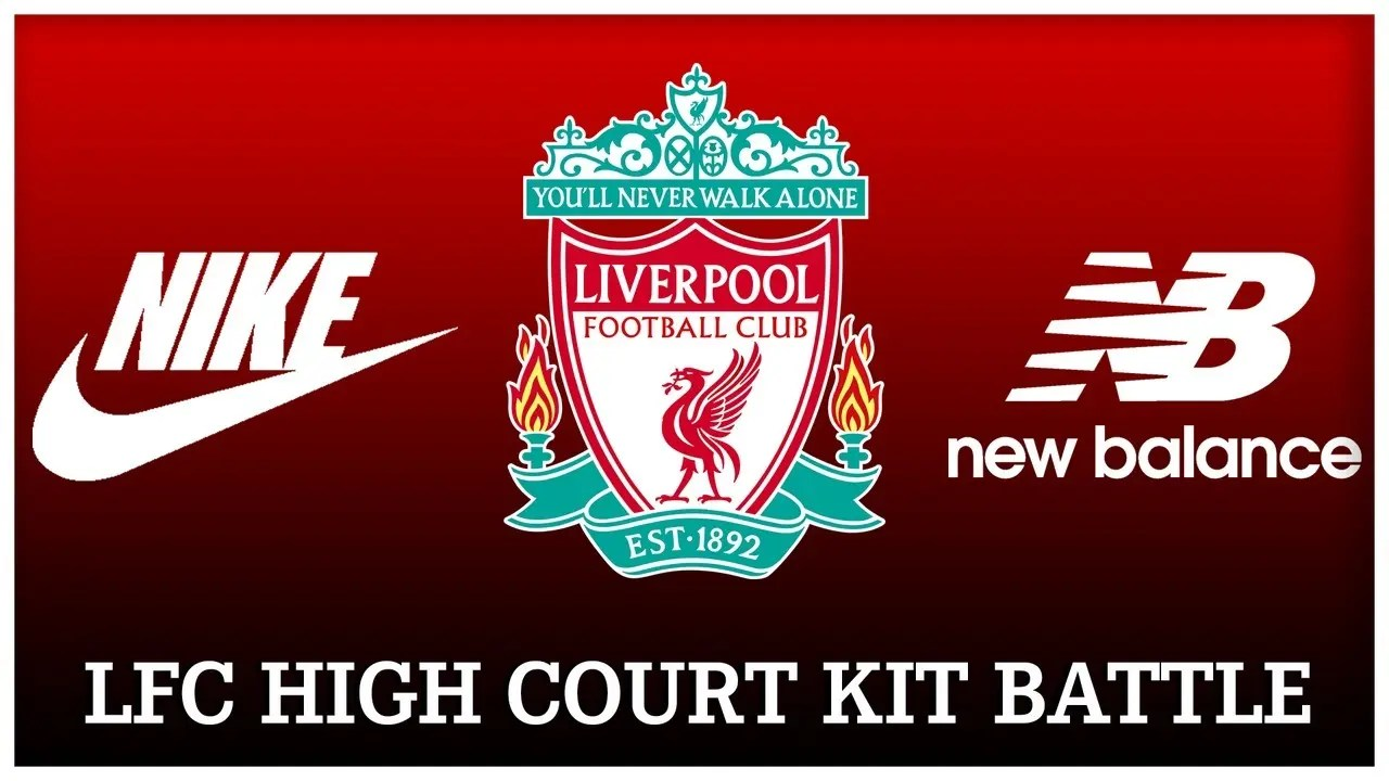 Liverpool FC set for Nike deal after court win