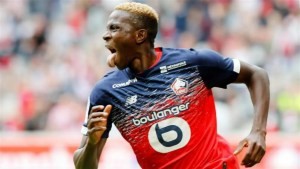 Luis Campos reveals how Lille captured inform Osimhen