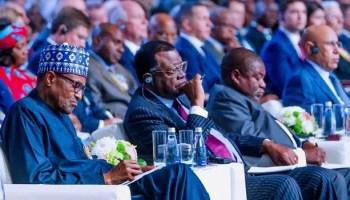 Buhari, Russia, PDP, Princewill