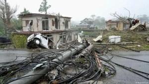 Typhoon Hagibis kills many as it batters Japan, troops deployed