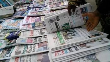Finance Ministry, Newspaper , Buhari