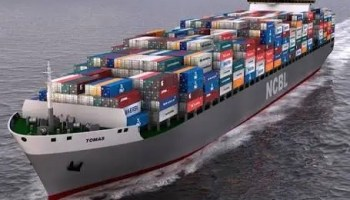 Suspected Cargo Ship discharging in Delta private port without crew observing self quarantine