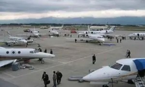 Verification Exercise: Customs clears 57 private jets to operate