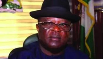 Why we have fierce political battles in Ebonyi — Umahi
